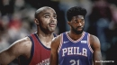 Sixers' Joel Embiid is first Philly player since Charles Barkley with 40/20 game