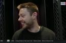Matthew Dellavedova describes his return to the Cleveland Cavaliers