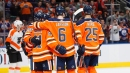 McDavid, Draisaitl net three points each to lead Oilers over Flyers