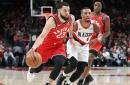 Recap: Bench Leads Blazers To Win Over Raptors, 128-122