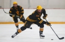 Walker regains national goals lead, lifting No. 15 ASU hockey past Colorado College