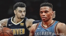 Video: Things get chippy between Russell Westbrook and Jamal Murray late in Thunder-Nuggets game