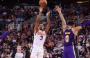NBA Trade Rumors: Lakers Re-Engaging With Suns After Failed Trevor Ariza Trade
