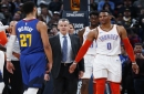 """Jamal Murray on skirmish with Russell Westbrook: """"I was standing in my spot"""""""