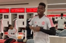 Paul Pogba sends hilarious birthday message to Manchester United teammate Jesse Lingard