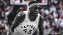 Pascal Siakam listed as day-to-day after hard fall vs. Blazers