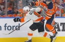 That was not an inspiring performance from the Flyers last night