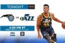 Magic close out 2-game set in Mexico City with matchup vs. Jazz
