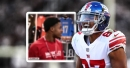 Watch: Giants WR Sterling Shepard goes undercover at Modell's