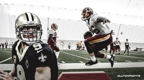 New Orleans Saints ink wide receiver off Redskins' practice squad to deal