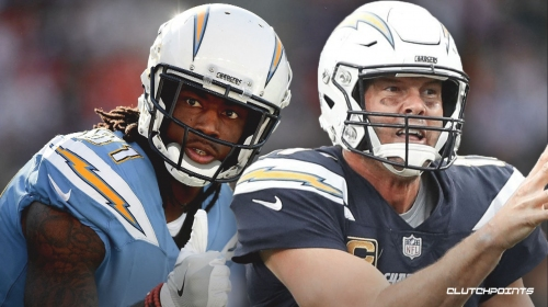 Chargers QB Philip Rivers hopes that Mike Williams has answered all those doubts around him