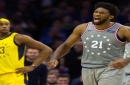 NBA announces that Indiana Pacers' Myles Turner was fined $15,000