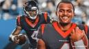 Texans QB Deshaun Watson makes NFL history after hitting 5,000 career passing yards