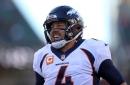 Browns at Broncos - Live Blog