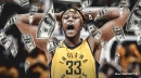 Pacers' Myles Turner fined $15,000 for inappropriate gesture to fan