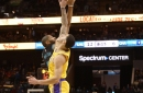Hornets do nothing right, get demolished by the Lakers 128-100