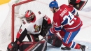 Canadiens rally in third period to beat Senators again