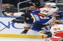Blues defense bolstered on two fronts