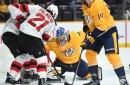 3 Outta 4 Ain't Bad: New Jersey Devils Comeback Pt. 2 Falls Short Against Nashville Predators 2-1 in SO