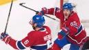 Lehkonen, Canadiens overcome tough breaks to rally past Senators