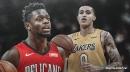Pelicans' Julius Randle calls out Lakers' Kyle Kuzma after Kentucky decimated Utah