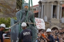 Remove or keep a statue? South Africa debates painful legacy