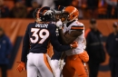Why 5 stitches weren't enough to save the Broncos cornerbacks