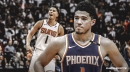 Devin Booker says he's having fun right now