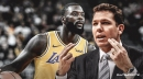 Luke Walton admits he stopped trying to contain Lance Stephenson
