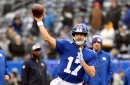 Giants vs. Titans: Kyle Lauletta back to inactive list, Alex Tanney will back up Eli