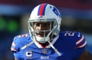 Bills inactives, Week 15: LeSean McCoy is out