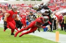 Bucs-Ravens pregame: Bucs will be without middle linebacker Adarius Taylor