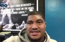 Jaguars DE Calais Campbell is looking forward to the matchup against Adrian Peterson