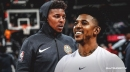 Nuggets guard Nick Young considers himself 'like a monument'