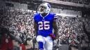 Buffalo Bills run out of running backs after injury bug bites again