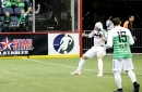 Match photos: Dallas Sidekicks home opener