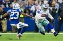 Cowboys' Ezekiel Elliott updates health status after limping off field multiple times vs. Colts