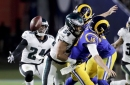Rams and Jared Goff continue to struggle in home defeat to Philadelphia Eagles