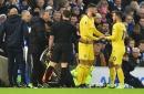 Maurizio Sarri provides Eden Hazard injury update after Chelsea's win over Brighton