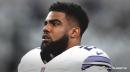 Cowboys RB Ezekiel Elliott calls shutout loss to Colts 'embarrassing'