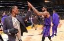 Lakers News: Luke Walton Hopeful Brandon Ingram & Rajon Rondo Return Vs. Pelicans