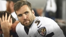 Ravens news: Joe Flacco says backup role a 'different' feeling