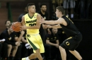Tallkin' Tall Firs: Oregon Making Another Trip Down to Texas
