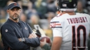 Bears coach Matt Nagy says he will remember Week 1 loss to Packers for the rest of his life