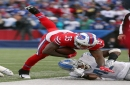 Keith Ford's 'work for everything that I have' mentality endears him to Bills coaches
