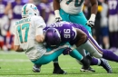 Dolphins crippled in AFC Wildcard chase