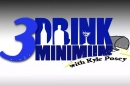 Three Drink Minimum Podcast #12: Mike Williams should be the offensive rookie of the year