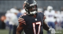 Bears rookie WR Anthony Miller has the Super Bowl on his mind