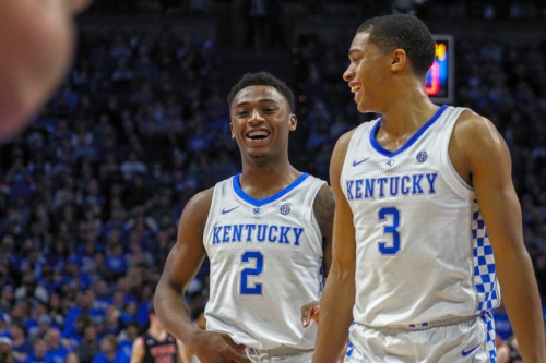Where UK stands in new top 25 polls, NET & power rankings