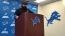 Lions coach Matt Patricia on if he needs to be more aggressive, play-calling